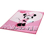 Associated Weaver Minnie Mouse, Teppe, 95 x 133 cm, Flower