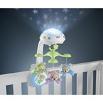 Fisher Price Sengeuro, Butterfly Dreams 3-in-1