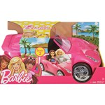 Barbie Glam Covertible Car