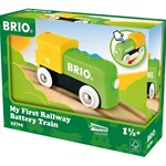 BRIO BRIO® My First Railway - 33705 Batteritog