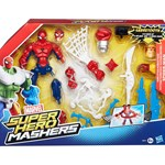 The Avengers Hero Mashers, Feature Action Figure, Spiderman, 15 cm
