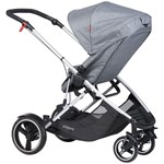 Phil and Teds Voyager Barnevogn Charcoal Marl