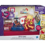 My Little Pony Equestria Girls, Minis Story Pack, Applejack Slumber Party Games