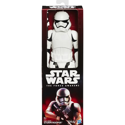 Star Wars Hero Series Figures, Episode 7, 30 cm, Stormtrooper