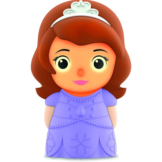 Philips Disney Philips, Nattlampe, Softpal Batteridrevet, Disney Sofia the First