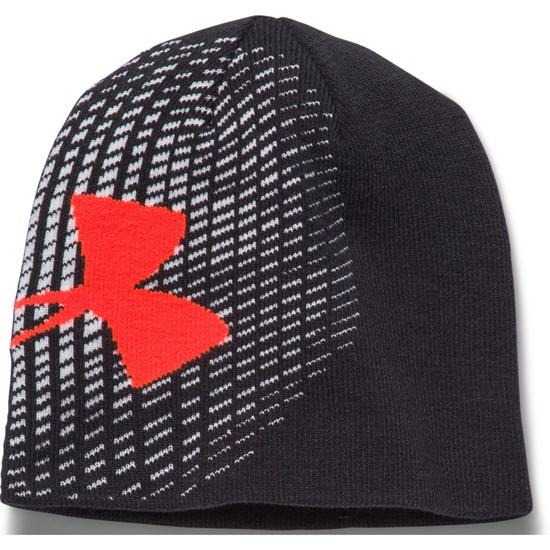 Under Armour Lue, GITD Beanie, Glow in dark, Black
