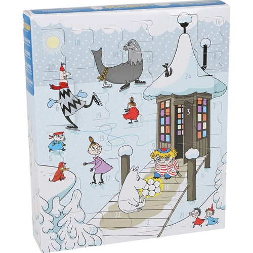 adventskalender mumin