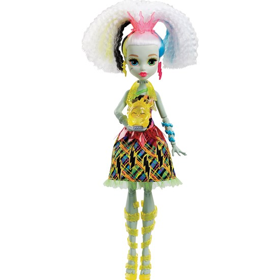 Monster High High Voltage Frankie Stein Doll