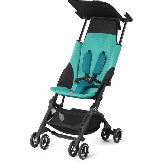 Goodbaby GB Pockit+, Reisevogn, Capri Blue