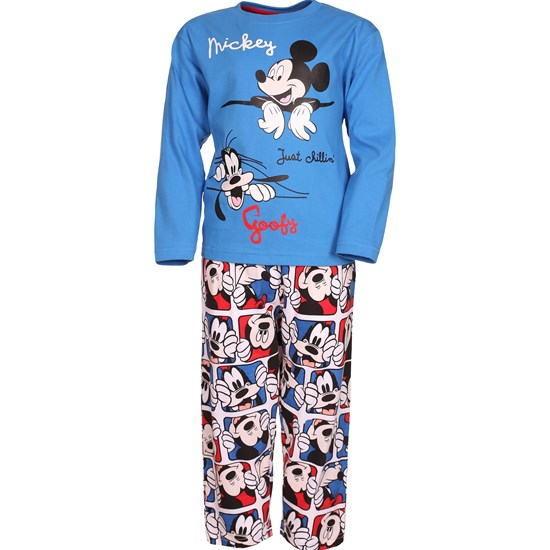 Disney Mickey Mouse Pyjamas, Blå