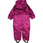 Name It Softshelldress, Alfa, Mini, Fuchsia Purple
