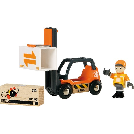 BRIO BRIO® World - 33573 Gaffeltruck