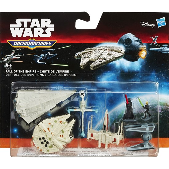 Star Wars E7, MM Deluxe Vehicles, Fall of the Empire