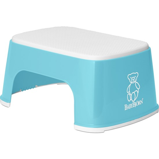 BabyBjörn Safe Step Turquoise