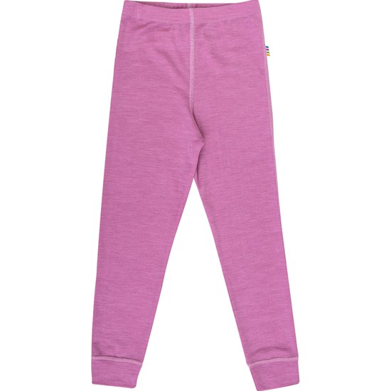 Joha Leggings, Ull/Silke