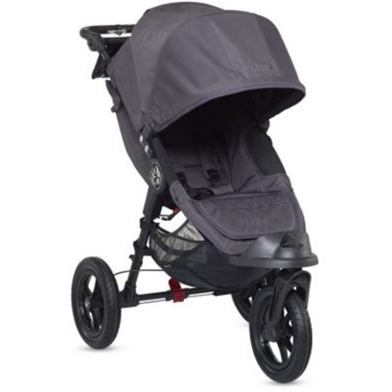 Babyjogger Sportsvogn, City Elite Single, Titanium
