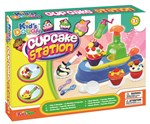 Kid's Dough Playdough Cupcake-stasjon