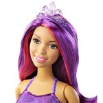 Barbie Dreamtopia, Mermaid Doll, Gem Fashion, Purple