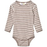 Joha Body W/ Long Sleeves Brown