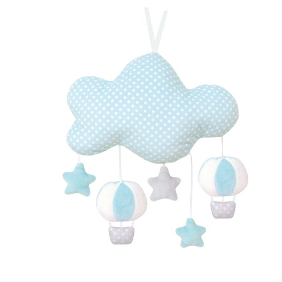 Jabadabado Musical Mobile, Cloud Blue