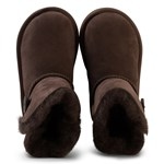 UGG Bailey Button Mid Suede Boots