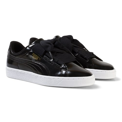 Kjøp Puma Basket Heart Glam Jr Black Lekmer.no – Kjøp