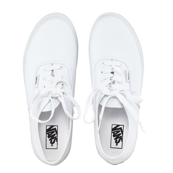 Vans K Authentic White