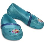 Crocs Ballerina, Lina, Frozen, Ice Blue