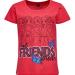 LEGO Wear T-shirt, M-71165, Coral Red