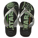 Havaianas Star Wars Glow in the Dark Flip Flops
