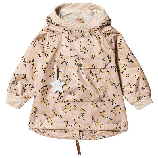 Mini A Ture Baby Vito Anorak Rose Dust