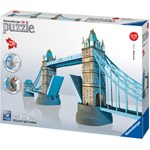 Ravensburger 3D Puslespill Tower Bridge London 216 biter