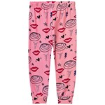Gardner and the gang Party Leggings Light Pink