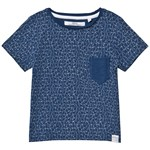 ebbe Kids Zour T-shirt Reversed anchors