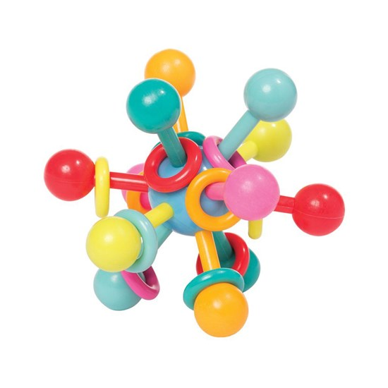 Manhattan Toy Atom Teether Toy