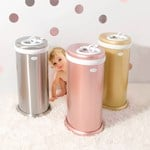 Ubbi Diaper Pail Copper