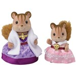 Sylvanian Families Dress up Sett Pink