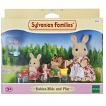 Sylvanian Families Ride and Play, Lekestund for Babyer