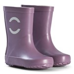 Mikk-Line Wellies  Solid Very Grape