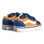 Vans Vans Old Skool V (Pop) Blue/Gold