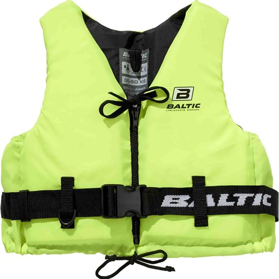 Baltic Seilervest Aqua Pro UV-yellow