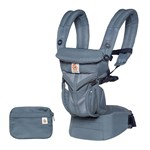 Ergobaby Bæresele Omni 360 Cool Air Oxford Blue
