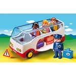 Playmobil 6773 1.2.3, Flybuss