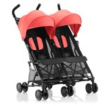 Britax Holiday Double Coral Peach