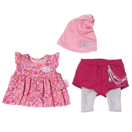 Baby Born Fashion Collection med Rosa Lue
