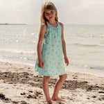 ebbe Kids Zabina dress Turkis Palmer