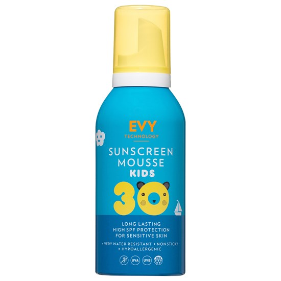 EVY Technology Solfaktor Mousse SPF 30 150 ml