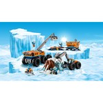 LEGO City 60195 LEGO® City Arctic Expedition Arctic Mobile Exploration Base