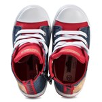 Disney The Lion King Sneakers, Red/Blue