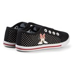 Disney Minnie Mouse Sneakers, Svart
